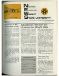WSU NEWS January, 1972 by Office of Communications, Wright State University
