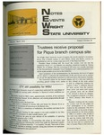 WSU NEWS February-March, 1972 by Office of Communications, Wright State University