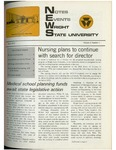 WSU NEWS April, 1972 by Office of Communications, Wright State University
