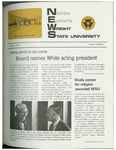 WSU NEWS October, 1972