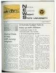 WSU NEWS May, 1973 by Office of Communications, Wright State University