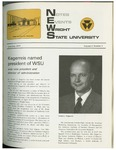 WSU NEWS June-July, 1973 by Office of Communications, Wright State University