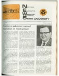 WSU NEWS April, 1974 by Office of Communications, Wright State University