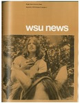 WSU NEWS September, 1974 by Office of Communications, Wright State University