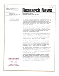 WSU Research News, May 1976