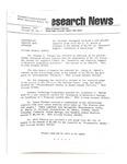 WSU Research News, January 1977