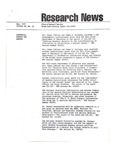 WSU Research News, May 1977