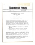 WSU Research News, August 1978
