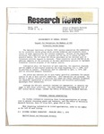 WSU Research News, March 1979