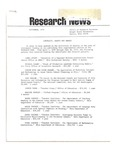WSU Research News: Contracts Grants and Awards, September 1979