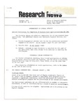 WSU Research News, October 1979