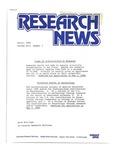 WSU Research News, April 1984