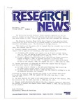 WSU Research News, December 1984