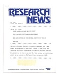 WSU Research News, May 1986