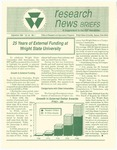 WSU Research News Briefs, September 1989