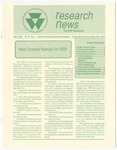 WSU Research News, March 1990