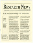 WSU Research News, Spring 1992