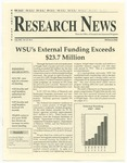 WSU Research News, Fall 1993