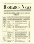 WSU Research News, Spring 1993