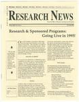 WSU Research News, Winter 1995
