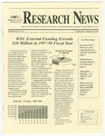 WSU Research News, Fall 1998