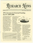 WSU Research News, Fall 2000 by Office of Research and Sponsored Programs, Wright State University