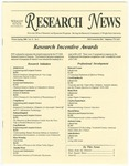 WSU Research News, Winter-Spring 2000 by Office of Research and Sponsored Programs, Wright State University