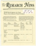 WSU Research News, Fall 2002 by Office of Research and Sponsored Programs, Wright State University