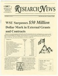 WSU Research News, Fall 2004 by Office of Research and Sponsored Programs, Wright State University