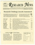 WSU Research News, Winter 2004 by Office of Research and Sponsored Programs, Wright State University