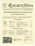 WSU Research News, Spring 2004 by Office of Research and Sponsored Programs, Wright State University