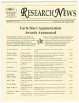 WSU Research News, Winter 2005 by Office of Research and Sponsored Programs, Wright State University
