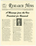 WSU Research News, Winter 2007 by Office of Research and Sponsored Programs, Wright State University