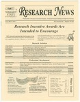 WSU Research News, Spring 2008 by Office of Research and Sponsored Programs, Wright State University