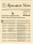 WSU Research News, Winter 2009 by Office of Research and Sponsored Programs, Wright State University