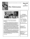 The Extension Newsletter, Issue 68, Fall Quarter 2010 by Wright State University Retirees Association