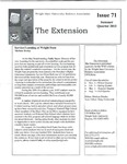 The Extension Newsletter, Issue 71, Summer Quarter 2011 by Wright State University Retirees Association