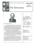 The Extension Newsletter, Issue 69, Winter Quarter 2011 by Wright State University Retirees Association