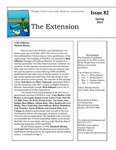 The Extension Newsletter, Issue 82, Spring 2014 by Wright State University Retirees Association