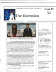 The Extension Newsletter, Issue 85, Winter 2015
