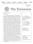 The Extension Newsletter, Issue 58, Spring Quarter 2008