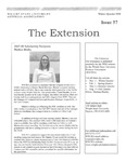The Extension Newsletter, Issue 57, Winter Quarter 2008