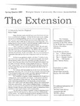 The Extension Newsletter, Issue 62, Spring Quarter 2009