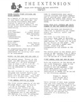 The Extension Newsletter, Issue 03, Spring Quarter 1994