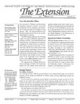 The Extension Newsletter, Issue 12, Fall Quarter 1996 by Wright State University Retirees Association