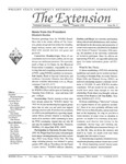 The Extension Newsletter, Issue 09, Winter Quarter 1996 by Wright State University Retirees Association