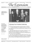 The Extension Newsletter, Issue 22, Spring Quarter 1999