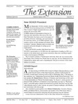 The Extension Newsletter, Issue 23, Summer Quarter 1999 by Wright State University Retirees Association