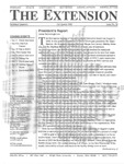 The Extension Newsletter, Issue 28, Fall Quarter 2000 by Wright State University Retirees Association