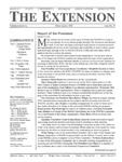 The Extension Newsletter, Issue 29, Winter Quarter 2000 by Wright State University Retirees Association